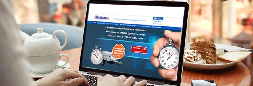 assurance temporaire remorque en ligne